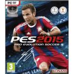 預購 Pro Evolution Soccer 2015【PC英文版】